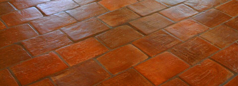 Terracotta Floor Restoration
