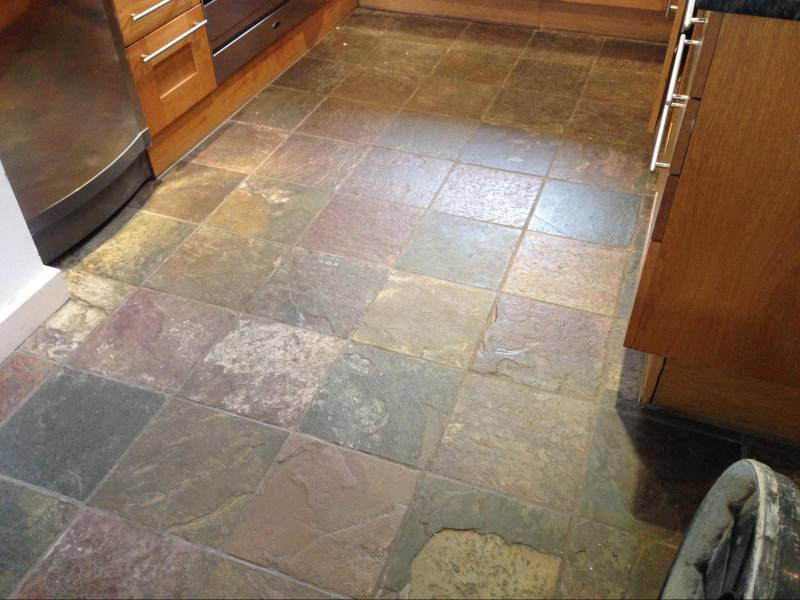 Anyfloor Slate Tile London Slate Floor Restoration London