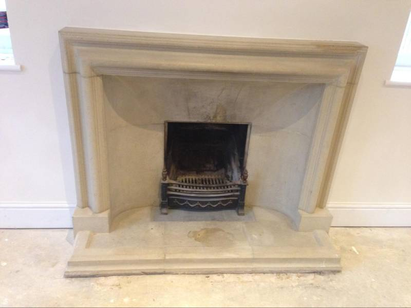 fake fireplace for prop